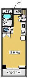 第一橋本ビル[203号室号室]の間取り