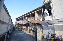 大阪府柏原市法善寺4丁目の賃貸アパートの外観