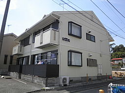 神奈川県横浜市港北区新吉田東4丁目の賃貸アパートの外観