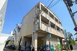 三耕マンション[2階]の外観