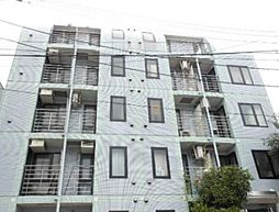 東京都世田谷区等々力4丁目の賃貸マンションの外観