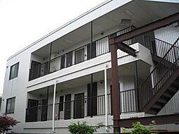 メゾンドピュア[2階]の外観