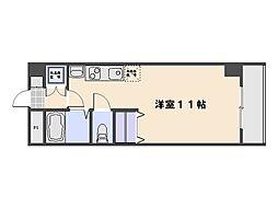 ALBA PASSO(アルバパッソ)[4階]の間取り