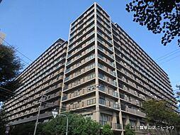 大阪府東大阪市西石切町7丁目の賃貸マンションの外観