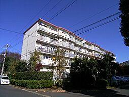 西千葉サンハイツ[4階]の外観