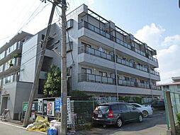 メイフェア—鹿島田No.5[1階]の外観