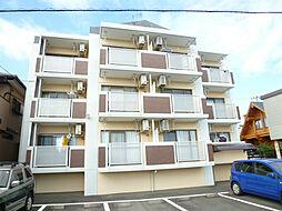 静岡県磐田市中泉2丁目の賃貸マンションの外観