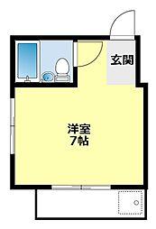 貝津駅 2.1万円