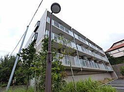 千葉県市原市西広2丁目の賃貸マンションの外観