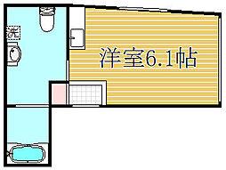 FUSION上板橋[3階]の間取り