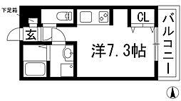 柊[2階]の間取り