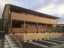 鹿児島県鹿児島市玉里団地2丁目の賃貸アパートの外観