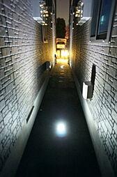 アムール・シャトー B[1階]の外観