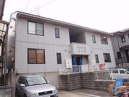 愛知県長久手市作田2丁目の賃貸アパートの外観
