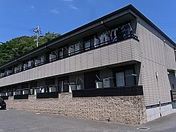 アビタシオン奈佐原A棟[1階]の外観