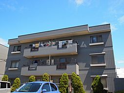 兵庫県姫路市飾磨区構1丁目の賃貸マンションの外観