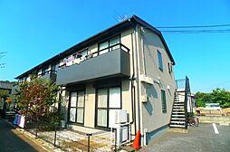 オストベルグ・ミヤコ[1階]の外観