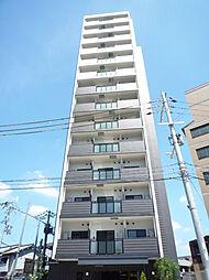 レジュールアッシュ北大阪グランドステージ[1204号室]の外観