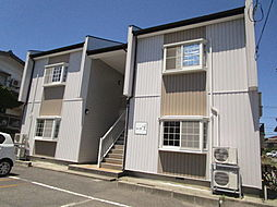 新潟県新潟市西区寺尾西5丁目の賃貸アパートの外観