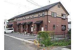[テラスハウス] 栃木県足利市大沼田町 の賃貸【/】の外観