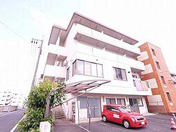 岡山中建ビル[3階]の外観
