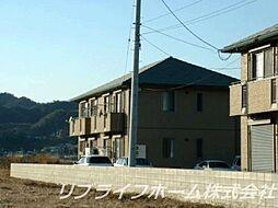 メゾン竹島 II棟[2階]の外観