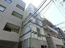 (仮称)アイ・ステージ千束新築工事[3階]の外観