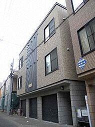 シティハイム南6条[2階]の外観
