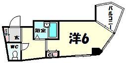 普茶マンション[3階]の間取り
