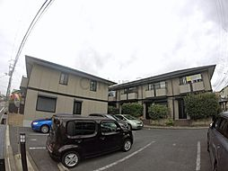 [テラスハウス] 兵庫県伊丹市瑞穂町3丁目 の賃貸【/】の外観