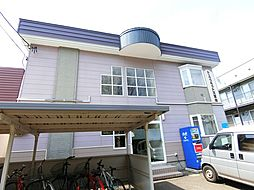トークフラット文京台[1階]の外観