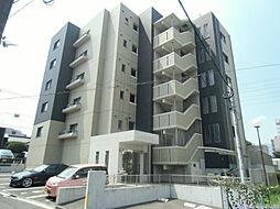 福岡県北九州市八幡東区昭和3の賃貸マンションの外観