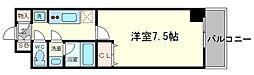 サムティ江坂Vangelo[8階]の間取り