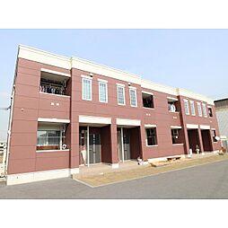 近鉄田原本線 佐味田川駅 徒歩10分の賃貸アパート