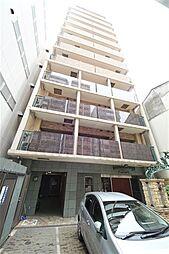 ジュネーゼグラン心斎橋東[8階]の外観