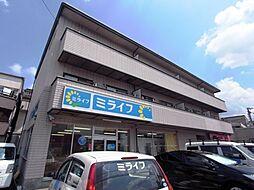 東野マンション[205号室]の外観