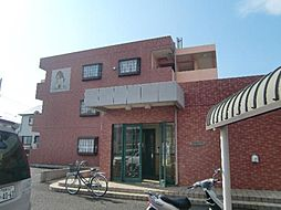 神奈川県高座郡寒川町大曲1丁目の賃貸マンションの外観