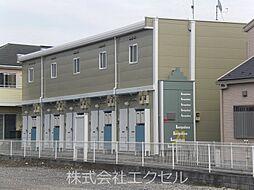 JR青梅線 羽村駅 徒歩12分の賃貸アパート