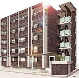 福岡県大野城市曙町2丁目の賃貸マンションの外観