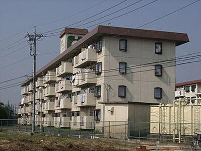 外観,3DK,面積55.75m2,賃料3.3万円,JR常磐線 水戸駅 徒歩25分,,茨城県水戸市浜田町