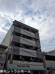 パークサイド八幡[4階]の外観