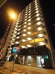 エステムプラザ大阪城パークフロント[8階]の外観