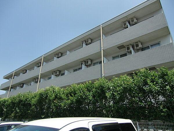 東京都調布市国領町2丁目の賃貸マンション
