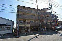 愛知県名古屋市港区当知2丁目の賃貸マンションの外観