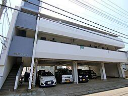 吉田屋マンション[203号室]の外観