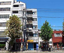 京都府京都市中京区壬生花井町の賃貸マンションの外観