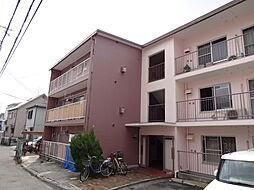 広田マンション[202号室]の外観