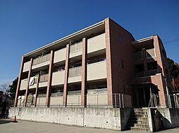 メゾンドルミエール[3階]の外観