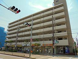 ファーストハイツ駒川[5階]の外観