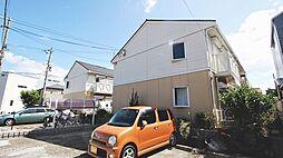 大阪府堺市西区浜寺諏訪森町東3丁の賃貸アパートの外観
